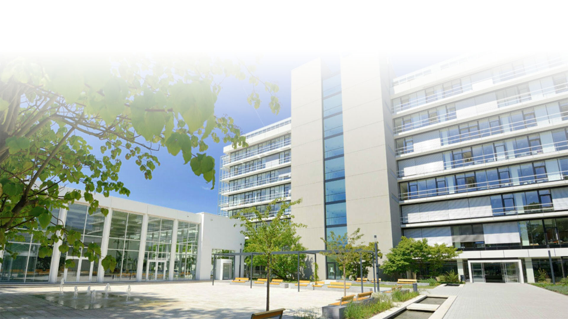 Main Building German Cancer Research Center