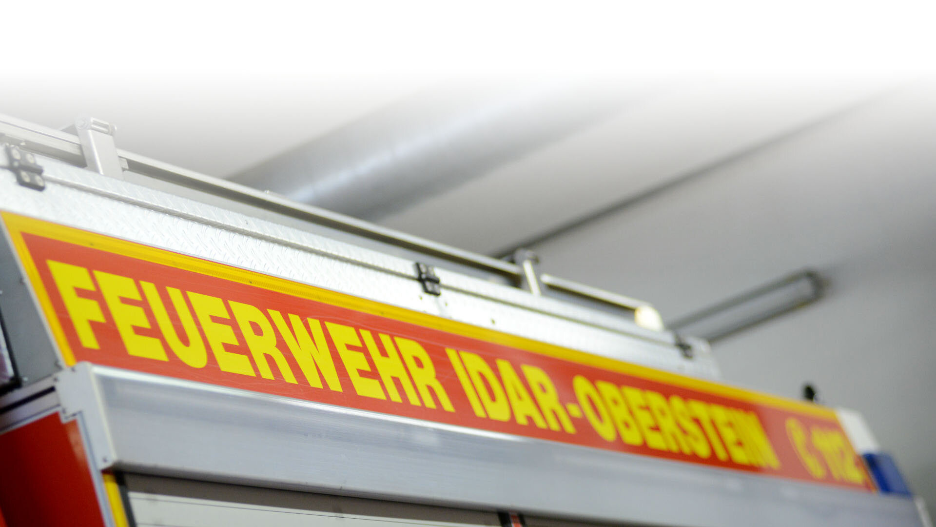 Fire department from Idar-Oberstein