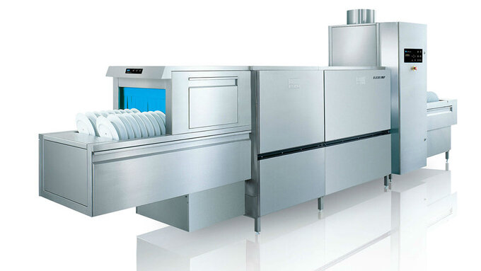 Conveyor dishwasher UPster