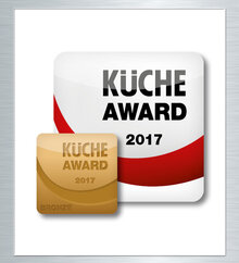Kitchen Award 2017 Bronze