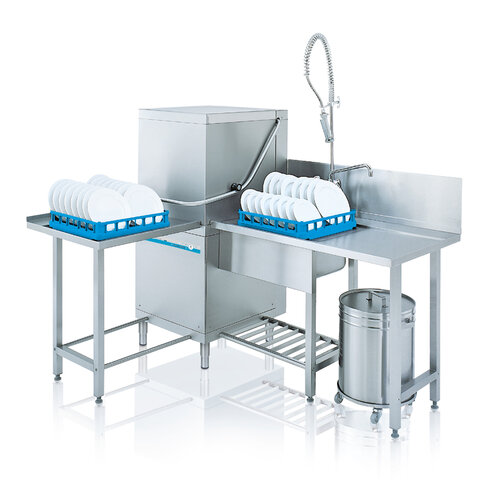 Top-quality commercial dishwashing machine DV